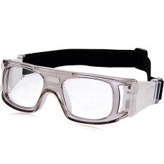 Olahraga Luar Ruangan Kacamata Eyewear Pelindung Anti Benturan Lensa PC