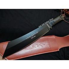 Pisau Rambo IV, Pisau Berburu, Parang, Golok Tebas, Rambo 4