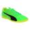Puma Adreno III IT Futsal Shoes - Green Gecko-Puma Black-Safety Yellow