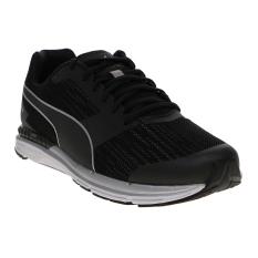 Puma Speed 300 Ignite Nightcat Men s Running Shoes - Puma Black-Puma Silver- Puma 4e6498d84d