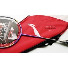 Raket Badminton Lining N50 Generasi III Air Stream 2017