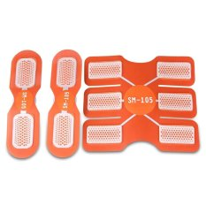 Smart Muscle Abdominal Belly Muscles Intensive Training Device Gear Abs Body Pad - intl