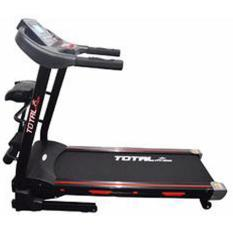 Total Fitness Treadmill Elektrik TL622 Auto Incline