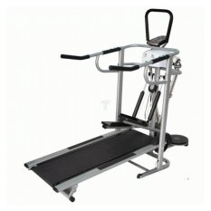 TOTAL FITNESS Treadmill Manual 6 Fungsi TL004
