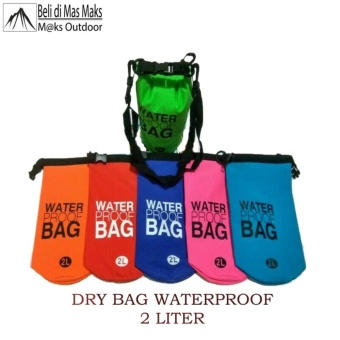 ... Travel Practical Ultralight Running Sport. Source · Waterproof Dry Bag 2 L Tas Anti Air Caving Hiking Snorkling Bahan PVC