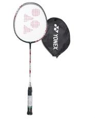 Yonex Korean Best-Selling Badminton Racket including a Head Cover Case. Isometric power.