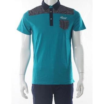 "121 Kaos Pendek Polo Pria / T-Shirt / Polo-T Hongkong Import ""CoolBox By Future Men"""