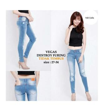 ... 168 Collection Celana Cutbray Jeans Pant Navy Daftar Update Source 168 Collection Celana Big Vergie Jeans