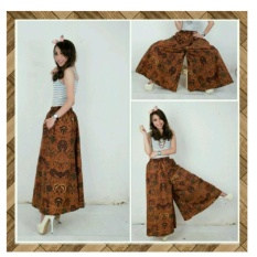 ... Stelan Atasan Blouse Abaya Dan Rok Lilit Batik Long Skirt Michelle Source 168 Collection Celana Kulot