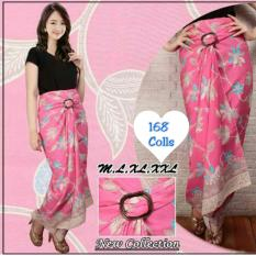 168 Collection Rok Maxi Lilit Fanta Leaf Batik-Fanta
