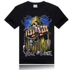 2015 New Mens Summer Tops Tees Short Sleeve T Shirt Man, Men's T-shirt Men's Brand Fashion Round Neck T Shirt Men (Intl)