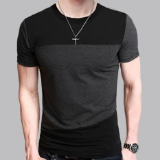 2016 New Summer T-shirt Fashion Designs Mens T Shirt Slim Fit Crew Neck T-shirt Men Short Sleeve Shirt Casual T-shirt Tee Tops Mens Short Shirt A2