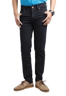 2ndRED 136305 Jeans Slim Fit Straight - Hitam