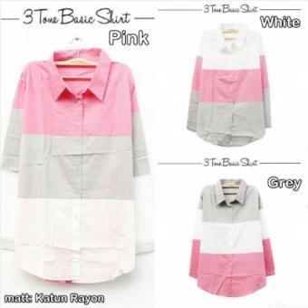3 Tone Basic Shirt