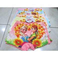 412 - 6 pcs Celana Dalam Anak Boxer / CD Anak Frozen