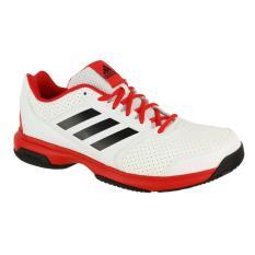 Adidas Adizero attack Sepatu Tennis - AQ2363 - Putih