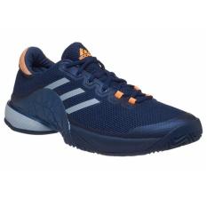Adidas Sepatu Tennis Barricade 2017 - BA9073 - Biru