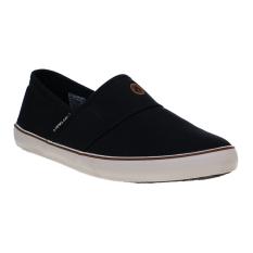 Airwalk Jay Slip On  Sepatu Sneakers - Hitam