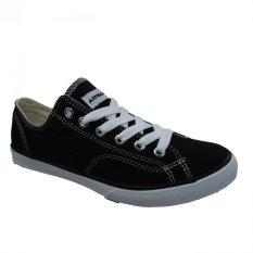 Airwalk Sepatu Basic Canvas - Black