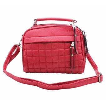 AITIA Tas Fashion Wanita Hand bag and Sling bag - Merah