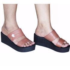 Aldhino Sandal Wedges Spon – SPW 04 - CKM