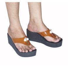 Aldhino Sandal Wedges Spon – SPW 05 - Ckm