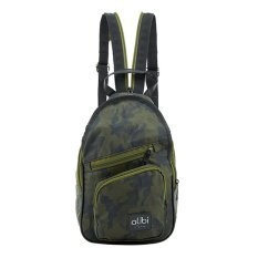Alibi Paris Cooper Backpacks - Hijau