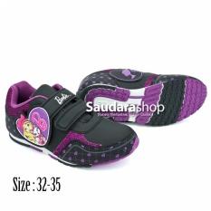 Ando Barbie Love Sepatu Anak / Sepatu Barbie Anak [32-35] / Sepatu Casual Barbie