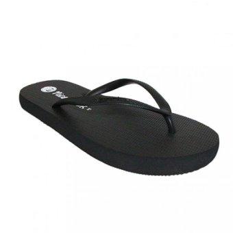 Ando Sandal Jepit Nice Ladies - Black