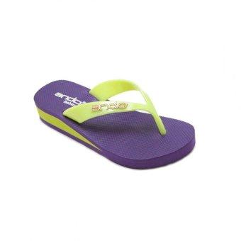 Ando Sandal Jepit Nice Queen Elif Ladies - Purple