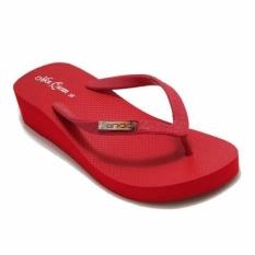 Ando Sandal Jepit Nice Queen Ladies - Merah