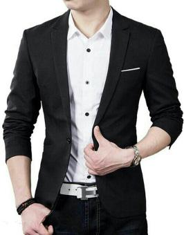 Aquinn Labelle - Blazer Long Sleeve Ryan (Black)