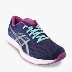 Asics Fuzor Women's Running Shoes - Navy