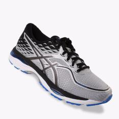 Asics Gel-Cumulus 19 Men's Running Shoes - Standard Wide - Abu-abu