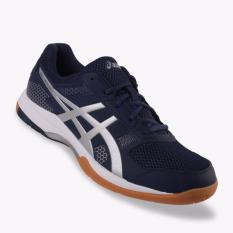 Asics Gel-Rocket 8 Men's Court Shoes - Navy