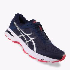 Asics GT-1000 6 Women's Running Shoes - Standard Wide - Navy