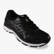 Asics GT-2000 5 Men's Running Shoes - Hitam