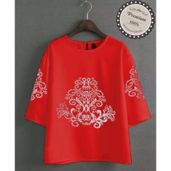 Ayako Fashion Blouse Rose 402 Navy Daftar Harga Terlengkap Indonesia Source · Ayako Fashion Atasan Wanita