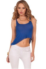 Azone Casual Summer Tank Top (Blue)