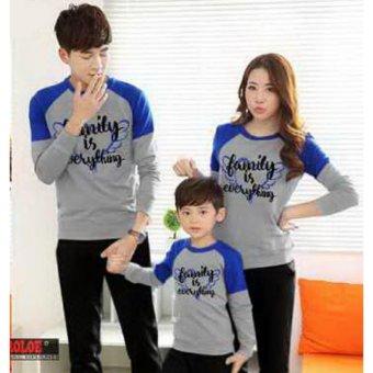 Pasangan Source Harga Family Couple 1 Anak Kiss Hitam 10424 Family Couple Baju .