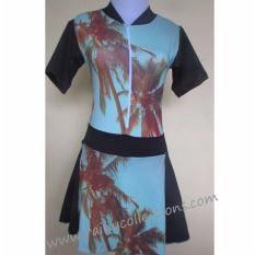Baju Renang Diving Rok Dewasa BRR-041