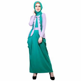 Baraya Fashion - Baju Muslim Wanita InficloSOP 441