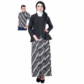 Baraya Fashion - Baju Muslim Wanita InficloSWI 316