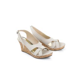 Harga Baraya fashion- Sepatu Sandal Wedges Tali Wanita New Model 2017 LFE  441 - PriceNia.com