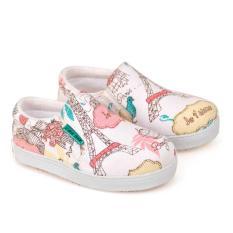 Baraya Fashion -Sepatu Sneaker Kasual Anak Wanita Trendy CBRSix New Model