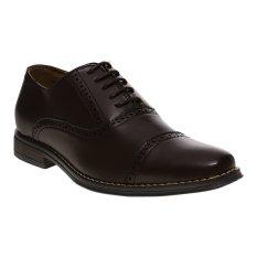 Bata Dhani Oxford Shoes - Cokelat