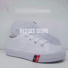 Best Whitty Sneakers Sepatu Fashion Wanita - Putih