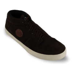 Black Master Low Sneakers Dark Brown Spider