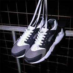 Brand Design Men Sneakers Fashion Breathable Sport Shoes Grey