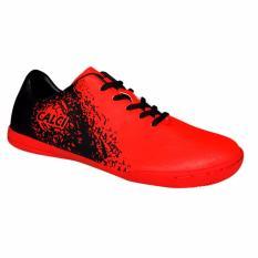 Calci Sepatu Futsal Anak Empire Jr - Narjan Red/Black